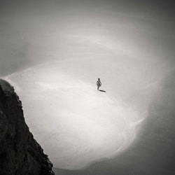 Rhossili Bay-Jack Savage-finalist-black_and_white-6451