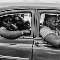 Cuban taxi-Anatolie Poiata-finalist-black_and_white-6546
