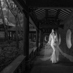 Chinese Bride-Jack Wong-bronze-black_and_white-6387