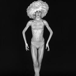 The Dancer-Marco Benedetti-bronze-black_and_white-6416