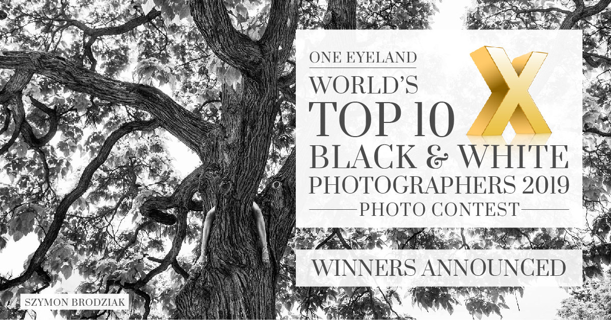 World's Top 10 Black & White Photo Contest 2019 - Winning Images