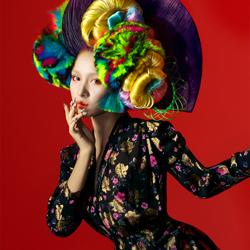 Hair Beauty-Luk Kenneth-silver-fashion-4037