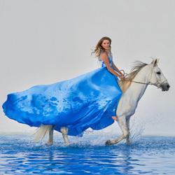 Majestic Blue-Robert Ashby-bronze-fashion-4574