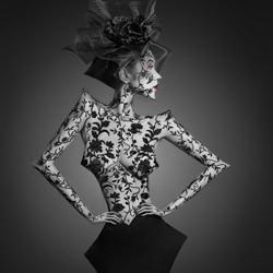 Arbeiten der Winkel-Ivan Duran-Gold-Mode-4626