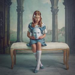 Behind the mask-Antti Karppinen-silver-fine_art-3008