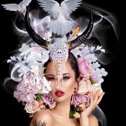 Hurricane Bride-Priscilla Vezzit Ferreira-finalist-fine_art-4142