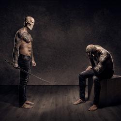 You do what I tell you-Petri Damsten-bronze-fine_art-4044