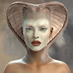Fast menschlich II-Patrizia Burra-gold-fine_art-4253
