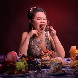 Seven Sins Gluttony-Luk Kenneth-finalist-fine_art-4185