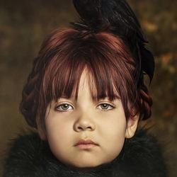 Little miss crow-Miki Sauce-finalist-fine_art-4231