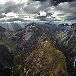 Fjordland-01-Stephan Romer-Bronze-Landschaft-347