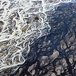 Abstract Iceland-Franco Cappellari-gold-landscape-561