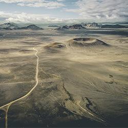 don\'t get lost-Patrick Curtet-bronze-landscape-2155