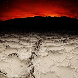 Schöpfung-Craig Bill-Bronze-Landschaft-2115