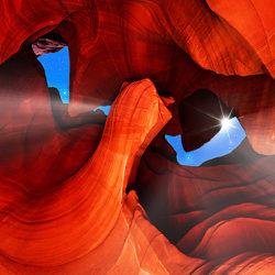 Moonquest-Craig Bill-Bronze-Landschaft-3345