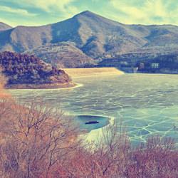 Ice lake-Eldon Lau-bronze-landscape-3383