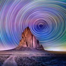Magic Mountain-Craig Bill-Gold-Landschaft-3660