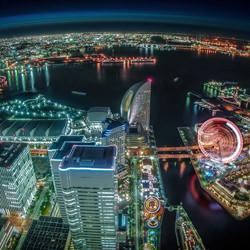 Nacht bei Yokohama-Kenneth Lam-Finalist-Landschaft-3604
