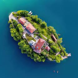 Island of Fulfilled Wishes-Tomas Neuwirth-bronze-landscape-5062