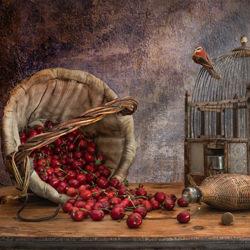 Still Life with Cherries-Christian Marcel-finalist-still_life-3867