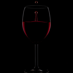 Red on Black-Marc Sabat-bronze-still_life-5468