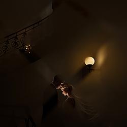 The darkness-Greg Moment-bronze-wedding-86