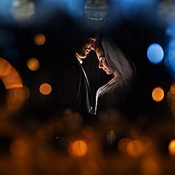 The shape of heart-Greg Moment-bronze-wedding-87