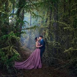 The dark forest-Zhuo Ya-finalist-wedding-1956