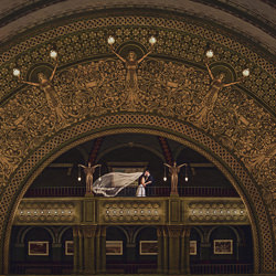 Grand Entrance-Andrew Joseph-gold-wedding-3301