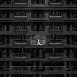 Liebe und Kuss-Kenneth Lam-Silber-Hochzeit-3325