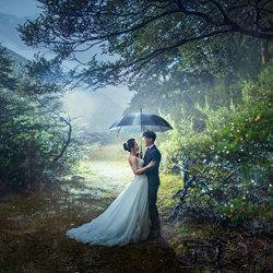 Rainy day~-Zhuo Ya-bronze-wedding-3044