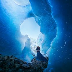 Deep Blue-Zhuo Ya-silver-wedding-3313