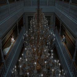Schauen Sie liebevoll auf Kenneth Lam-Bronze-Hochzeit-3098