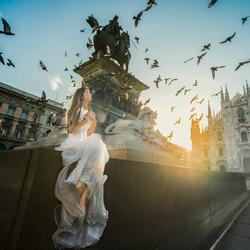 Vogeltanz-Kenneth Lam-Bronze-Hochzeit-3101