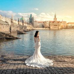 the Prague Lake-Jack Wong-bronze-wedding-4740