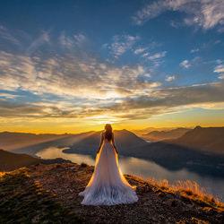 La sposa alla luce del tramonto-Luigi Rota-bronze-wedding-4654