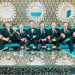 The groom, the groomsmen and the socks-Tatiana Valerie-bronze-wedding-6156