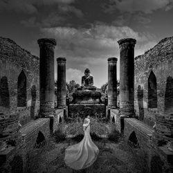 Bride And Acient-Soemoe Aung-bronze-wedding-6120