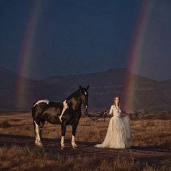 Double Rainbow-Gary Evans-bronze-wedding-6113