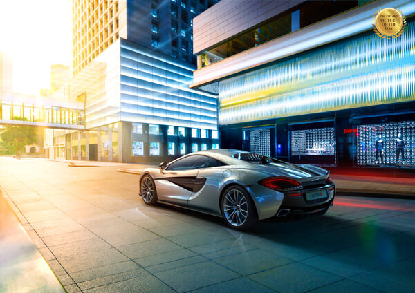 Photograph Migs  Mclaren 570s Chater Road on One Eyeland