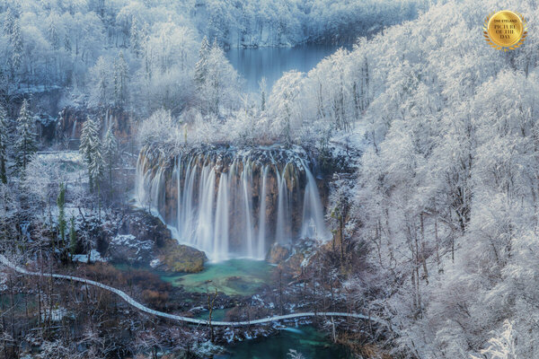 Photograph Jaka Ivancic Plitivice Lakes on One Eyeland