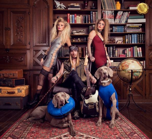 Photograph Neil Kremer Eighties For The Dogs on One Eyeland