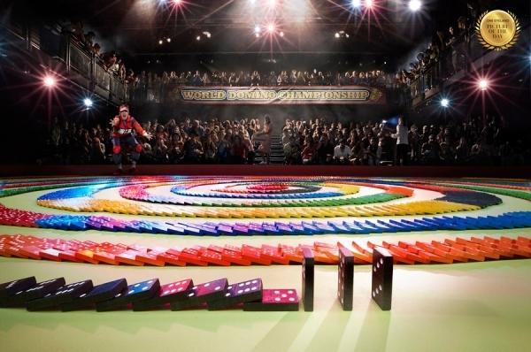 Photograph Adam Taylor World Domino Championship on One Eyeland