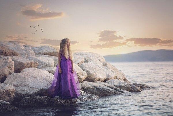 Photograph Anna Scigaj Lonely West on One Eyeland