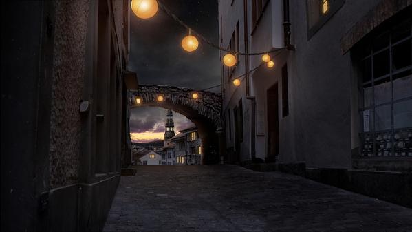 Photograph Jacob Muller Cityscape Summer Night Composite on One Eyeland