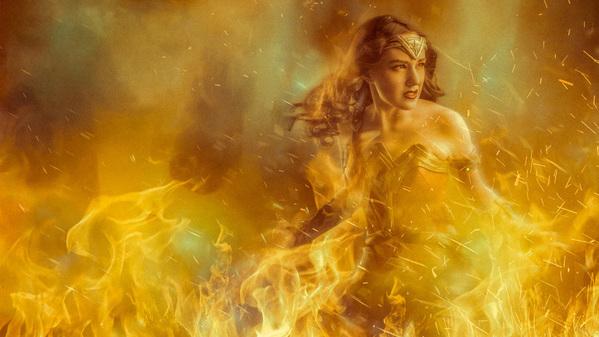 Photograph Antti Karppinen Wonder Woman on One Eyeland