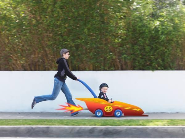 Photograph Jens Lucking Racer on One Eyeland