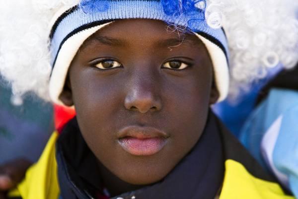Photograph Jackson Carvalho Bafana Bafana on One Eyeland