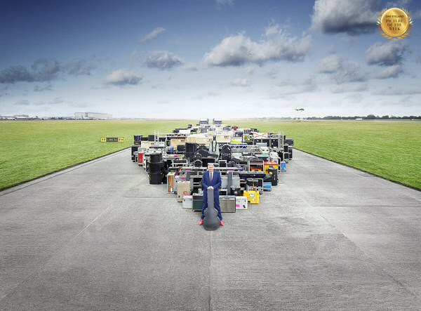Photograph Craig Easton Advertising Campaign For Heathrow Airport Uk on One Eyeland