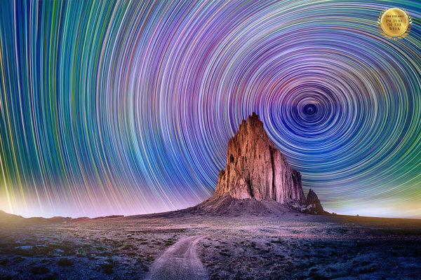 Photograph Craig Bill Magic Mountain on One Eyeland